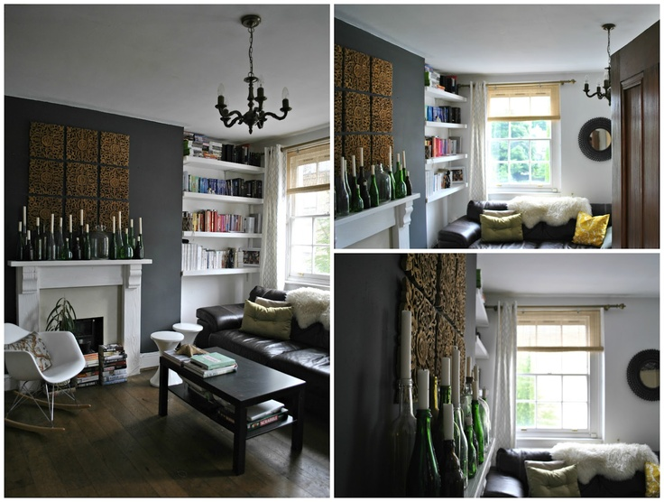 62 Best Gray Accent Wall Images On Pinterest Home Ideas