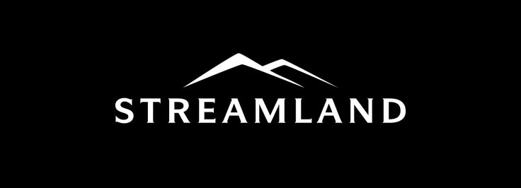 Streamland Logo by Onfire Design