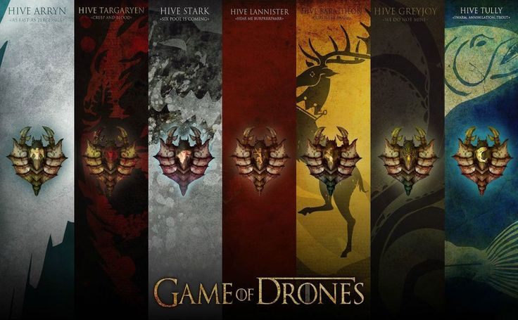 StarCraft Game of Thrones crossover HD Wallpaper