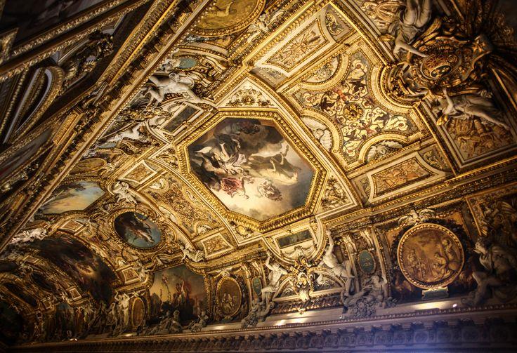 Louvre Apollo Gallery