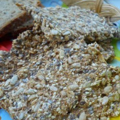 Norwegian+Flatbread+-+Knekkebrød+@keyingredient+#cheese+#breakfast
