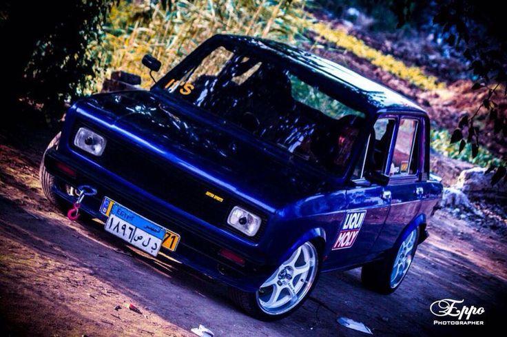 #Car #Fiat #128 #Tuning