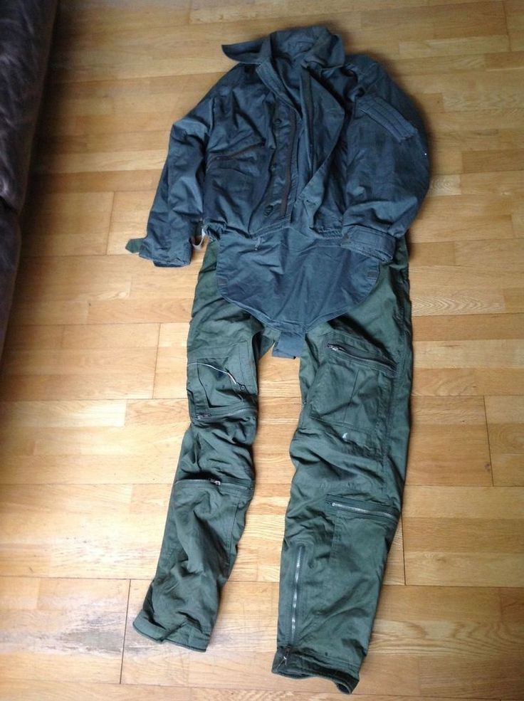 RARE BRITISH RAF FAST JET FIGHTER PILOT OFFICERS FLIGHT SUIT , TORNADO IRAQ