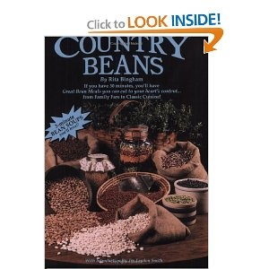This book will change your life.  We never knew how amazing beans could be and now they are one of our favorite food storage foods!: Country Beans, Books Jackets, Beans Cookbook, Food Storage, Storage Cookbook, Cookbook Shelf, Beans Flour, Recipes Books, Beans Recipes