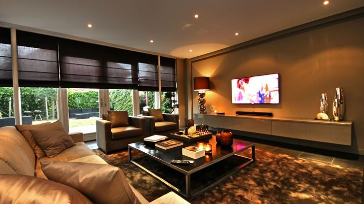 The Netherlands / Private Residence / Living Room / Eric Kuster / Metropolitan Luxury