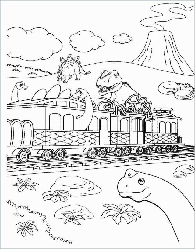 27 Brilliant Image Of Dinosaur Train Coloring Pages Free Coloring