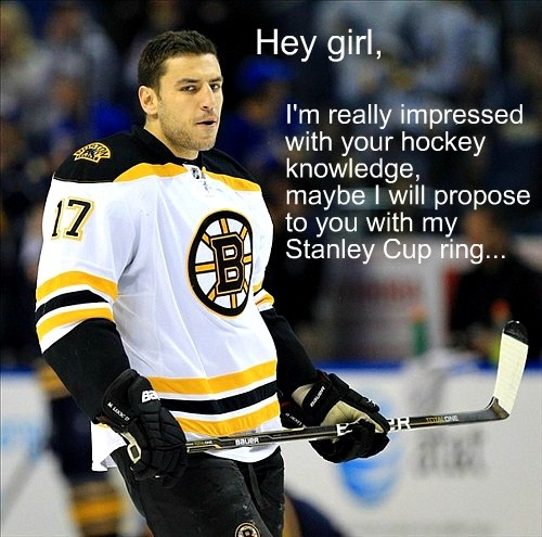Milan Lucic- Boston Bruins