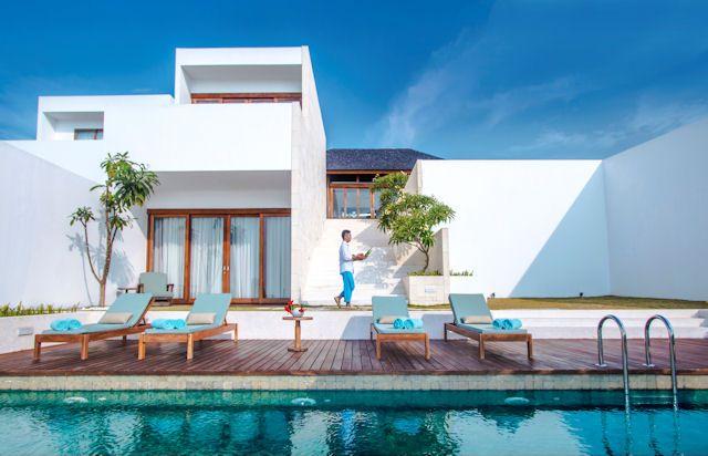Imagine your own Butler and Chef - everytime -  - 3 Bedroom Residence Montigo Resorts Nongsa, Batam - 30 minutes off Singapore