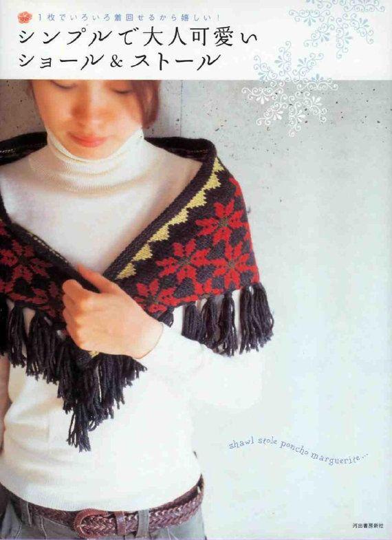 49 besten Japanese Crochet Bilder auf Pinterest | Häkelbücher ...