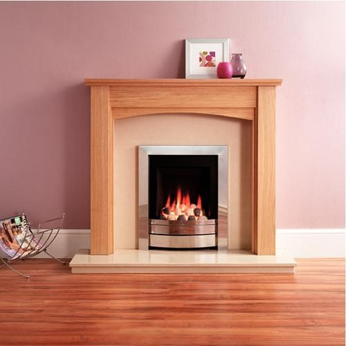 cleveland mantle with sahara gas fire rooms pinterest. Black Bedroom Furniture Sets. Home Design Ideas