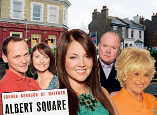 EastEnders Who's Who