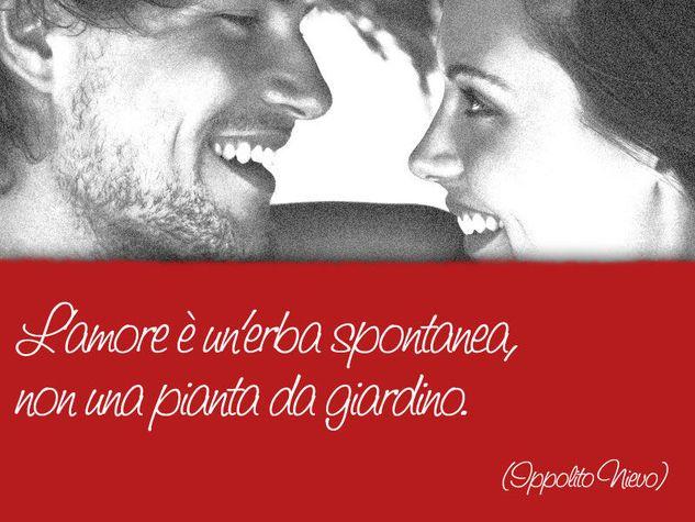 Souvent Citazioni d'amore: Ippolito Nievo | Frasi, citazioni, poesie  ZX45