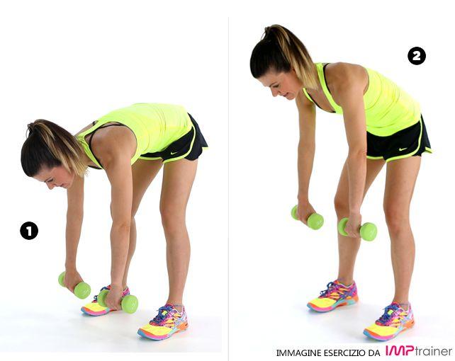 Gambe Magre esercizio