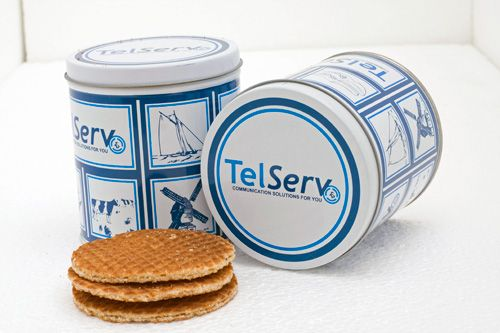 TelServ thanks everybody who visited us at the World Telemedia Event in Amsterdam. We hope you enjoyed eating our stroopwafels (caramel waffles). #Amsterdam #stroopwafel #Dutch