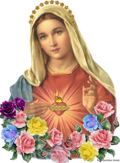 inmaculado corazón de María - Buscar con Google