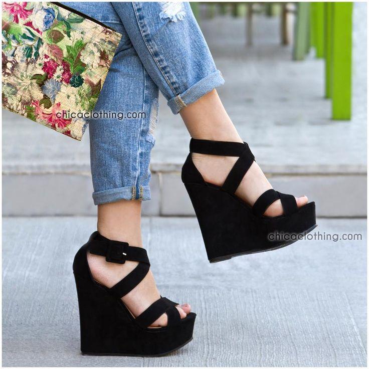 #summer #platforms #style #fashion