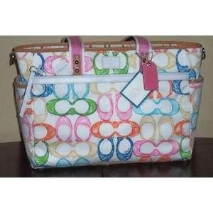 Coach Diaper bag.. Yes please!!Diaper Bags, Bags A Girls, Diapers Bags Purses, Diapers Bags A, Bags Omg Yess, Diapers Bags Omg, Bags Options