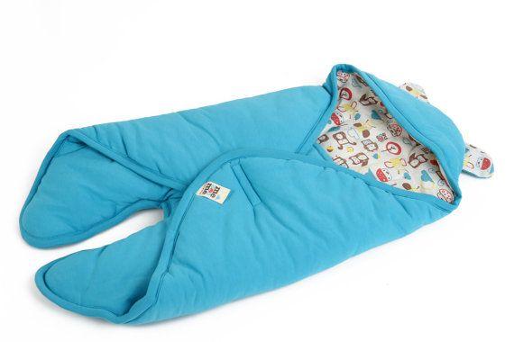 Biologische Baby slaapzak / slapen zak voor zuigelingen door mezoome