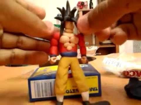 como hacer a Goku SSJ Dios de plastilina - YouTube - Visit now for 3D Dragon Ball Z shirts now on sale!
