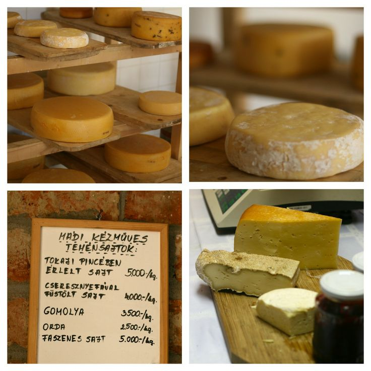 Mád, Hungarian cheese