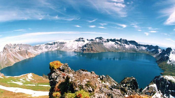 Heaven Lake (China