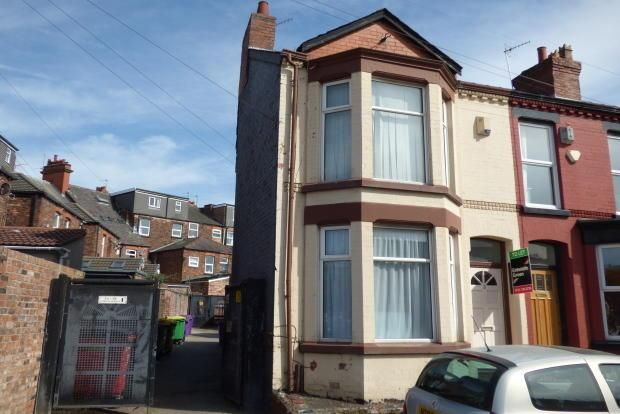 2 Bed End Terrace House For Sale, Gorsebank Road, Mossley Hill, Liverpool L18, with price £120,000. #Terrace #House #Sale #Gorsebank #Road #Mossley #Hill #Liverpool