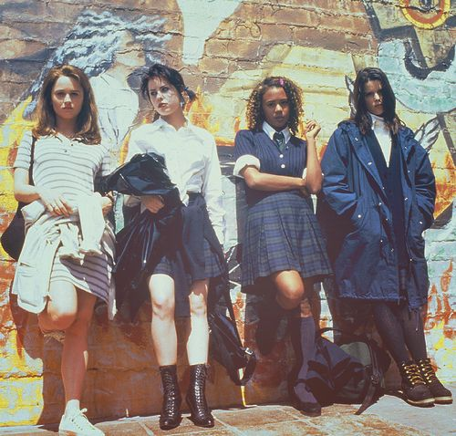 The Craft  {1996} I LOVE all four of these Gorgeous ladies and I LOVE THIS MOVIE.