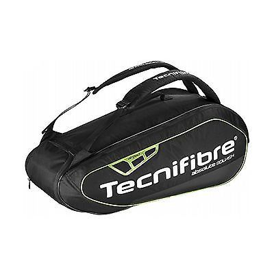 Squash 62166: Tecnifibre Absolute Green 9 Racquet Squash Bag -> BUY IT NOW ONLY: $98.8 on eBay!