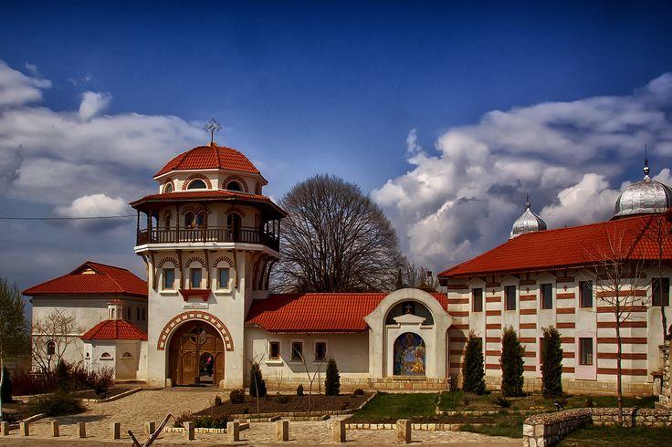 manastirea dervent, galita