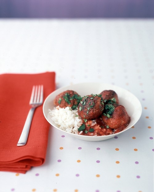 ... Pork Chipotle meatballs from Martha. #delicious #meatballs #formybelly