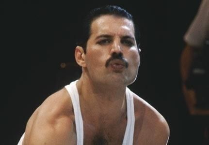 He had a killer duck face. | 22 Reasons Why Freddie Mercury Was The Most Legendary Man Ever