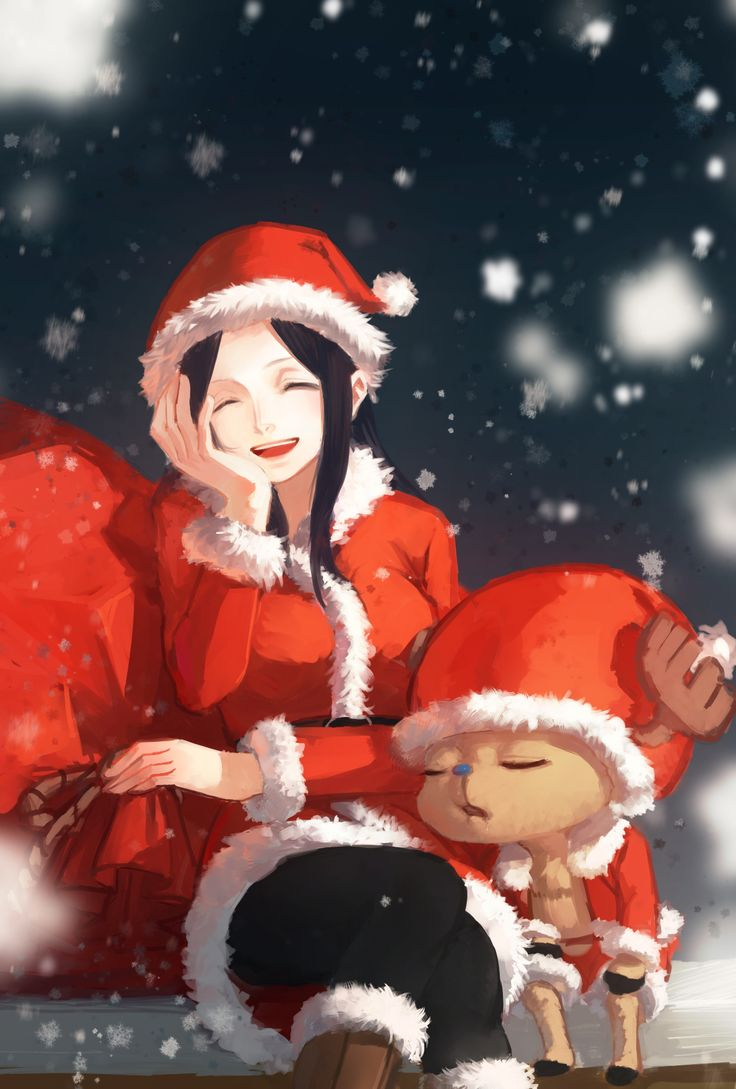 Robin and Chopper ready for Christmas. :D