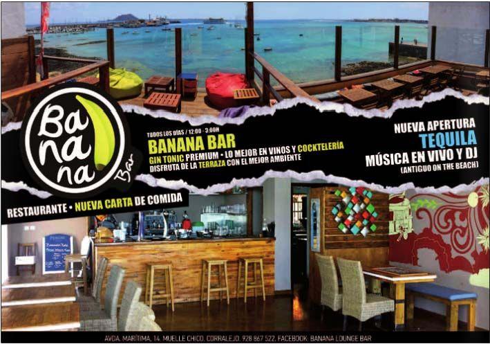 Restaurante Y Bar De Copas En Corralejo La Ubicación Es