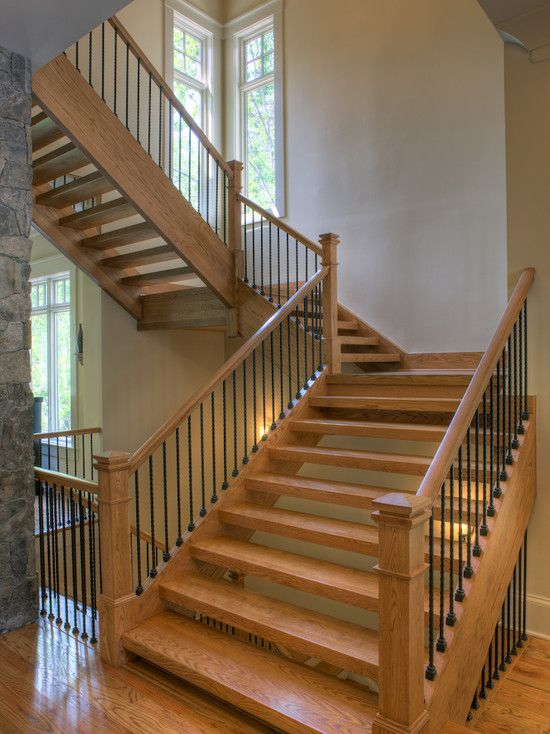 20 Best Images About Open Staircase On Pinterest Carpets