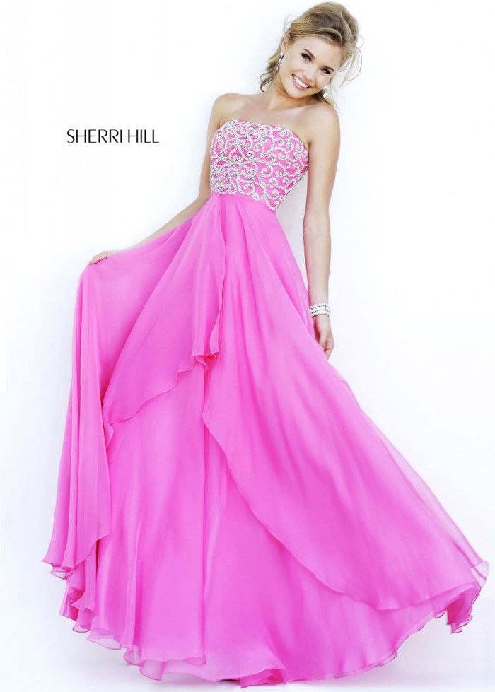26 best Sherri Hill Prom 2017 images on Pinterest | Party wear ...