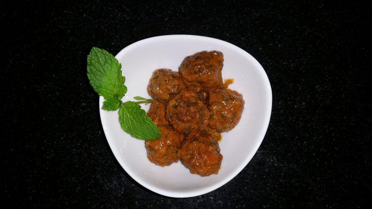 Dawood Basha - Meatballs