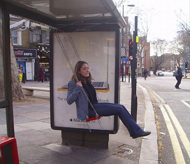 Apple Macbook Air: Swing