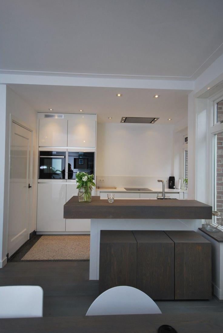 Moderne keuken | Deventer | Keukenhof