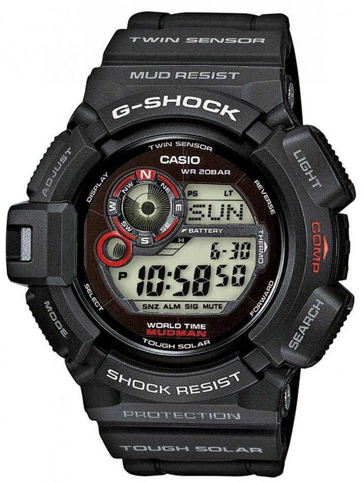 G-Shock Watch Mudman Alarm Chronograph #bezel-fixed #bracelet-strap-rubber #brand-g-shock #case-depth-18-2mm #case-width-50-8mm #classic #delivery-timescale-call-us #dial-colour-lcd #gender-mens #moon-phase-yes #movement-quartz-battery #not-allowed-on-amzn #official-stockist-for-casio-g-shock-watches #packaging-casio-g-shock-watch-packaging #subcat-g-shock #supplier-model-no-g-9300-1er #warranty-casio-g-shock-official-2-year-guarantee #water-resistant-200m #world-time-yes