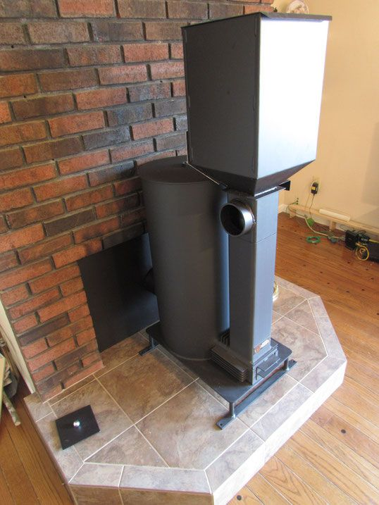 Building Code Compliant Prefabricated Rocket Stove Safety