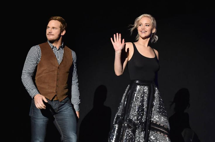 Jennifer Lawrence, @prattprattpratt & more stars at #CinemaCon