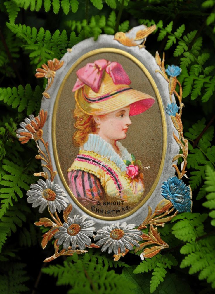 343 Best Victorian Greeting Cards Images On Pinterest