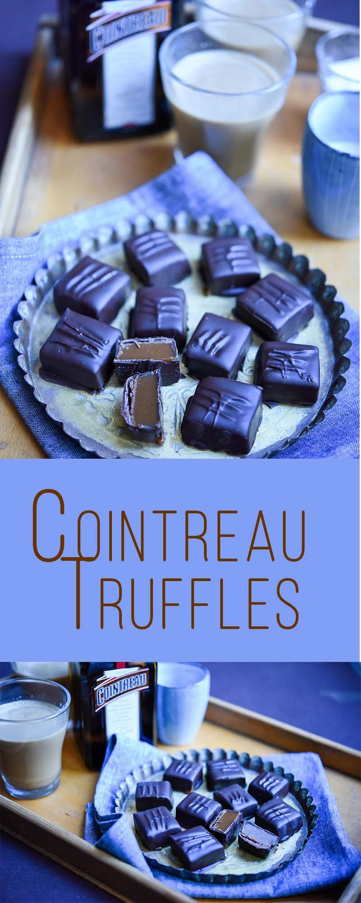 #ConfectionCollection: Cointreau Caramels - Patisserie Makes Perfect