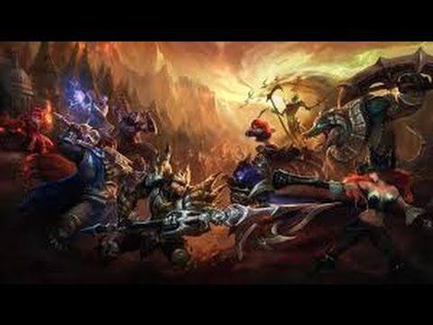 LeagueOfLegends   Season 6 Ranked Gameplay   Xin Zhao Jungle