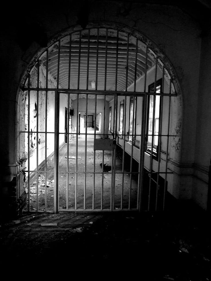 Abandoned Mental Asylum in the UK. Follow the link for more information.
