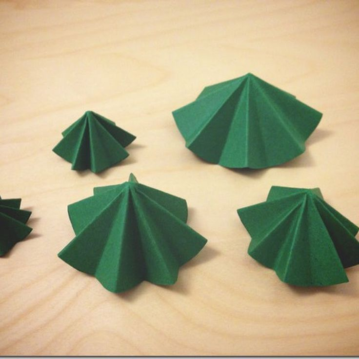 Árbol de Navidad para imprimir y armar