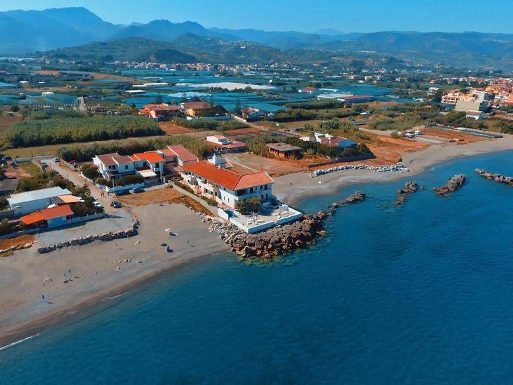 Eine großzügigere Ferienwohnungin Sizilien mit Meerblick und zweiStränden links und rechts, die noch dichter am Meer ist, werden Sie nicht finden.