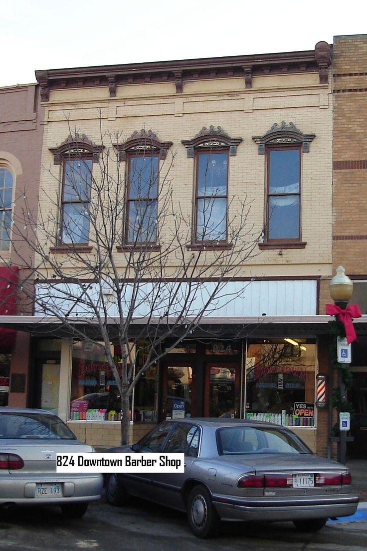 Downtown Barber Shop @ 824 Mass