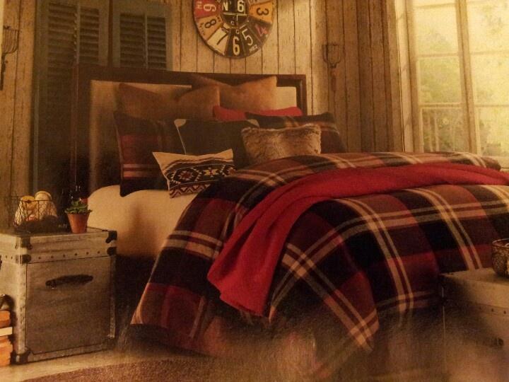 16 best plaid bedding inspiration images on pinterest