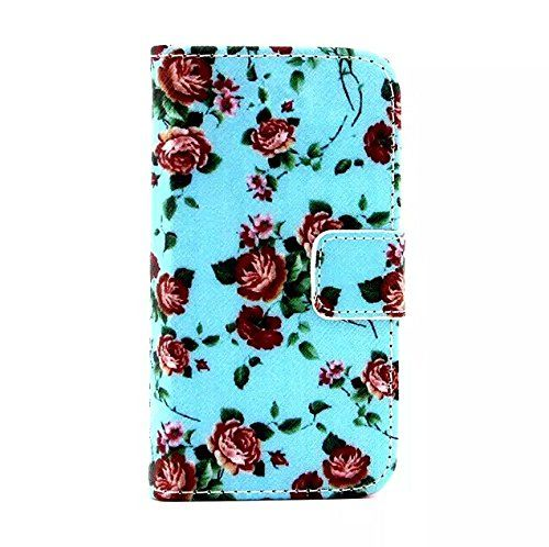 Designer Style iPhone 5/5s/ 6 Floral Rose Blossom Tropical Vintage Flower Pink/Black/Blue Pastel Pink wallet Clutch Case/Cover by iM (iphone 6, blue) MiMi http://www.amazon.co.uk/dp/B00OQFILUG/ref=cm_sw_r_pi_dp_ZCSNvb1146YDP